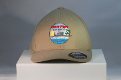 HFSD Embroidered Logo Hat Tan